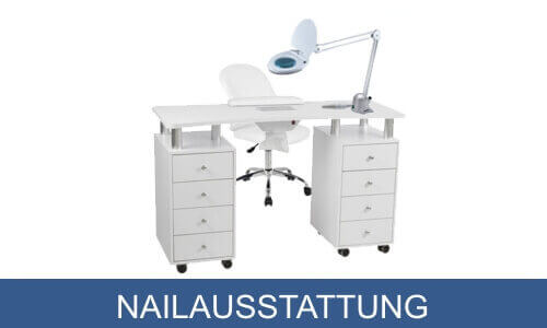Nailausstattung - Naildesign bei KF-Cosmetic.
